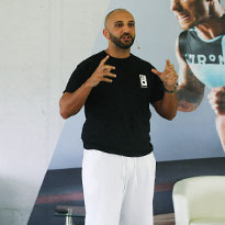 SSS Interviews Fitness Trainer, Omar Al Duri