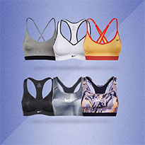 Support Your Workout With the Right Sports Bra