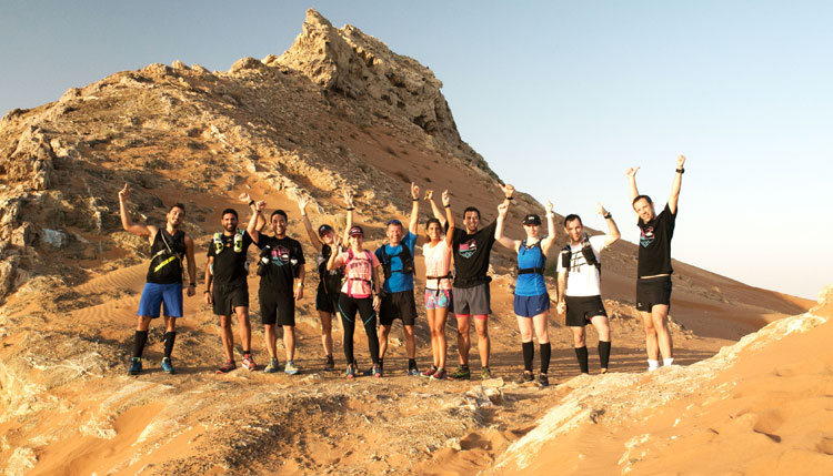Desert Challenge dxb