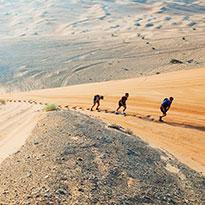 كيفية الاستعداد للجري في الأراضي الوعرة