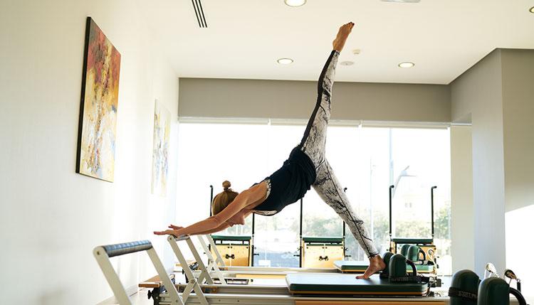 Reformer Pilates - Dubai | SSS