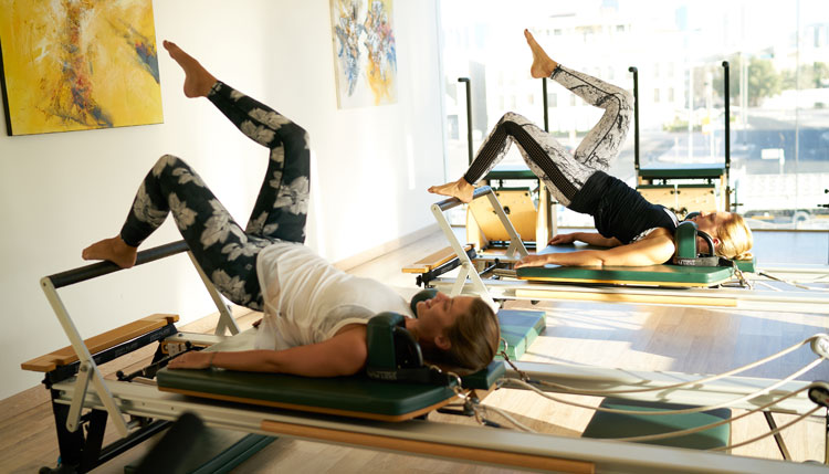 Reformer Pilates - UAE | SSS