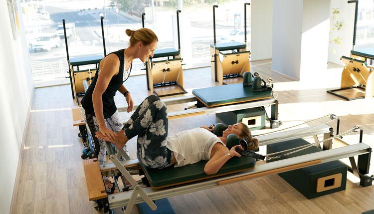 Reformer Pilates - Abu Dhabi | SSS