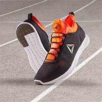 Power Up With the Reebok Pump Plus Tech Running Shoe