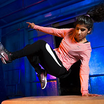 Talking Parkour With Amal Murad