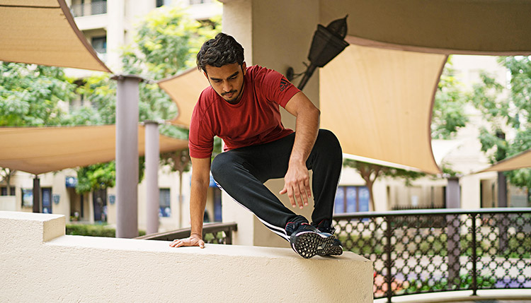 HOW TO PARKOUR - DUBAI, UAE