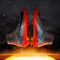 إليك حذاء كرة القدم ميركوريال سوبرفلاي 5 (سي آر 7) من نايك