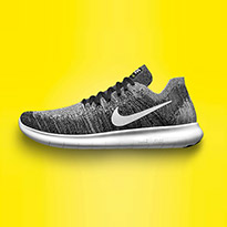Unleash the Unlimited with Nike Free RN FlyKnit Shoe