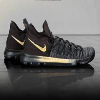 سيطر على الملعب مع حذاء كرة السلة كيه-دي 9 إيليت من نايك