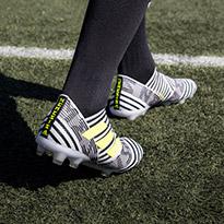 إطلاق تشكيلة احذية كرة القدم اديداس دست ستورم
