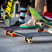 إنه اليوم العالمي للتزلج على اللوح!