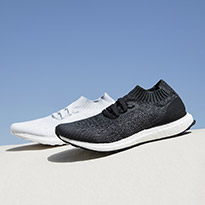 Run Further In The Adidas Ultraboost Uncaged Shoe
