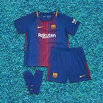شجّع بحماس مع أجدد ملابس كرة القدم للاطفال