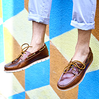 Welcome The Warm Weather In Timberland Boat Shoes