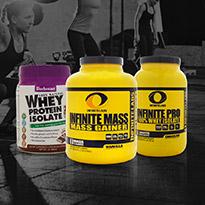 اشحن طاقتك خلال التمرين مع مكملات البروتين