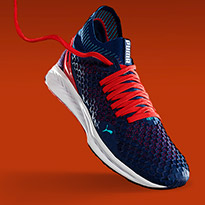 Lace Your Way With PUMA NetFit