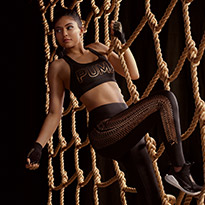 Live Fierce: Kylie Jenner X PUMA Velvet Rope Collection