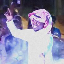 فعالية (حارة) 7ARA مع نادي الهلال السعودي ونايك