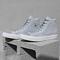 The Forces Unite In The Converse Chuck Taylor All Star X Nike Flyknit Shoe