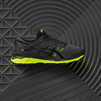 Born To Run With The ASICS GEL-Kayano 24