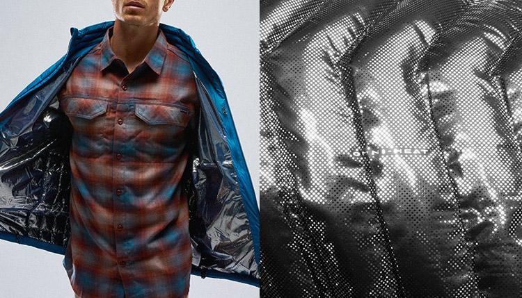 ملابس شتوية | كولومبيا العودية
