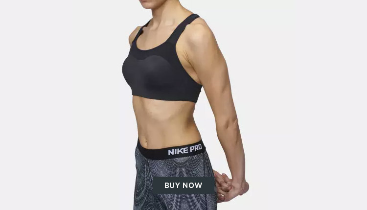 Nike Alpha High Support Sports Bra | UAE