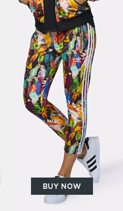 ADIDAS ORIGINALS PASSAREDO TRACK PANTS