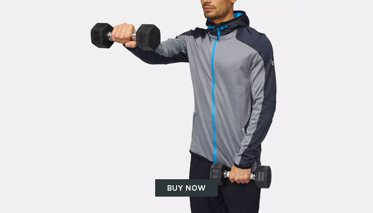 fleece under armour training uae men eng
