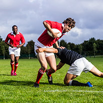 Train Like A Rugby Star With SSS