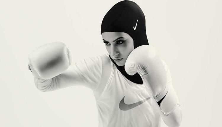 UAE Nike Pro Hijab