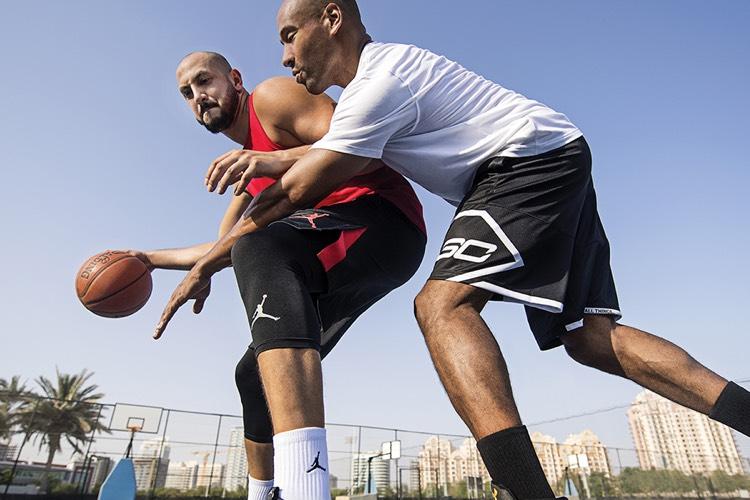 كرة سلة، دبي، ابوظبي، الامارات