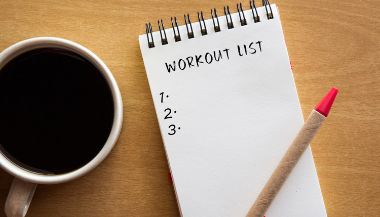 Workout To Keep Fit In 2018, UAE