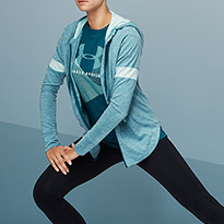 Under Armour Sportstyle: Training On Trend