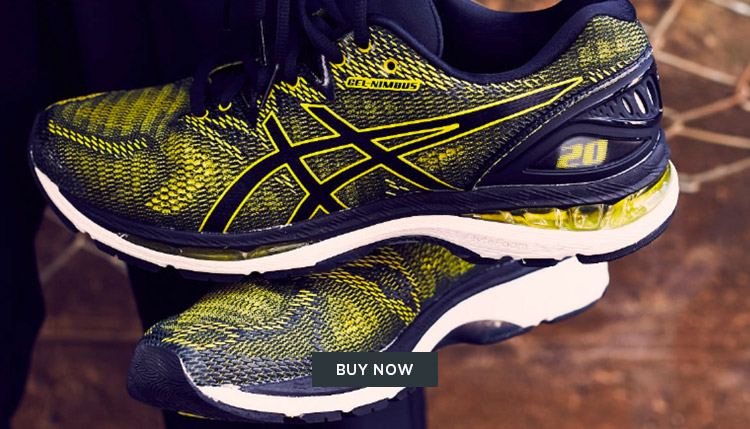 The Run Is In All Of Us  ASICS GEL-Nimbus 20  79bbb35d2a0c