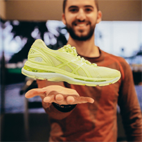 Celebrate The Run In You With ASICS Gel-Nimbus 20