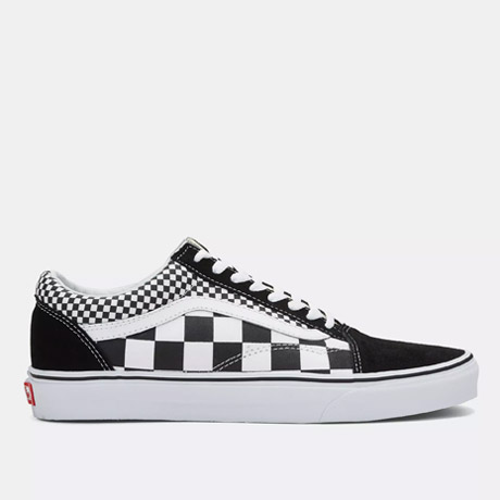 VANS OLD SKOOL MIX CHECKERED SHOE Riyadh, Jeddah, KSA