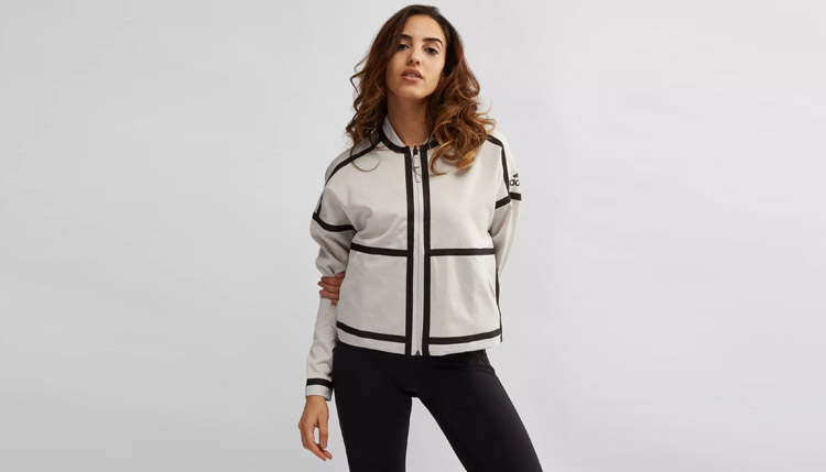 FLIP OUT FOR ADIDAS ZNE REVERSIBLE JACKETS