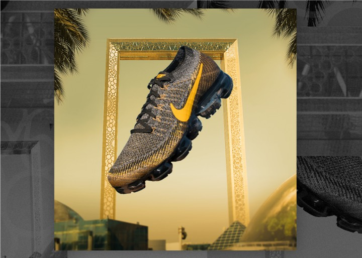 Nike Flyknit Vapormax, Dubai, UAE