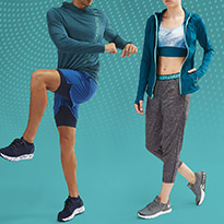 New-In Under Armour Training Collection