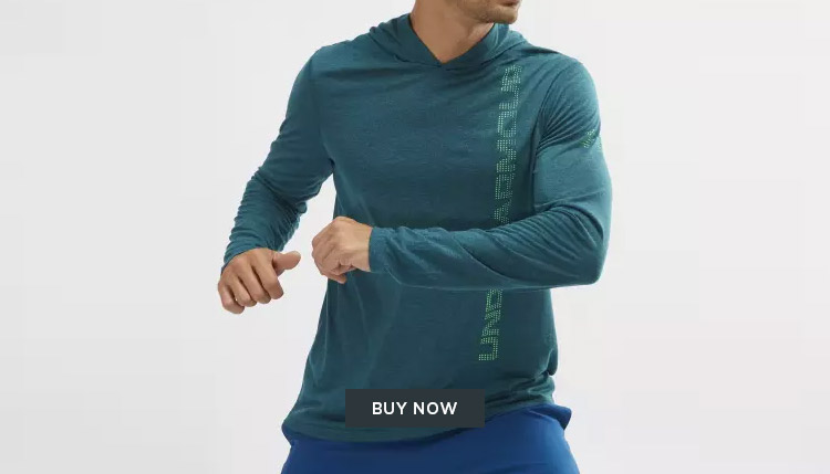 Under Armour training hoodie