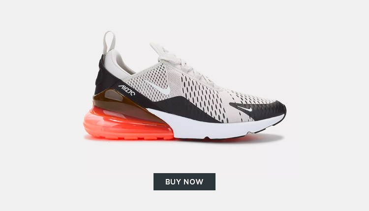 Nike Air Max 270 Pink Black Cream English