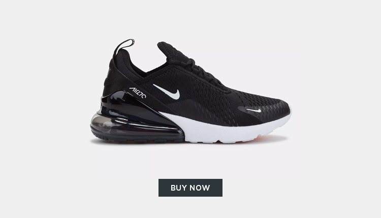 Nike Air Max 270 Black English
