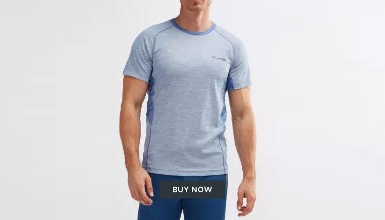 Columbia T-Shirt Omni Shade UAE