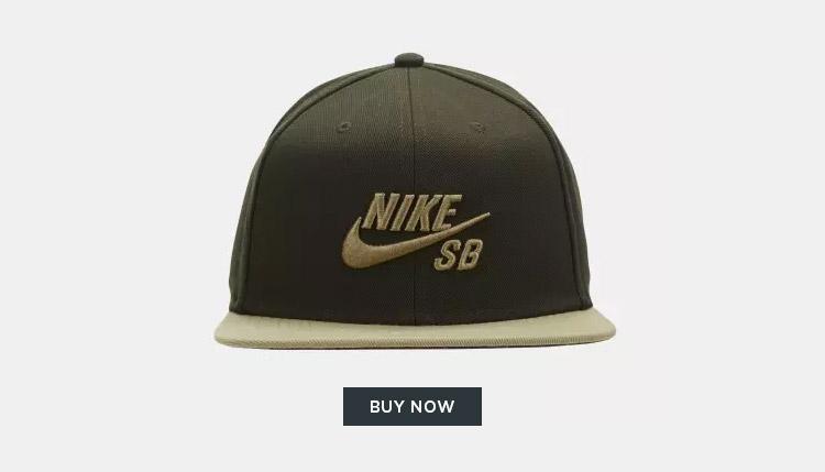 Nike caps UAE
