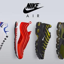 The Nike Air Max Tech Evolution, Riyadh, Jeddah, KSA