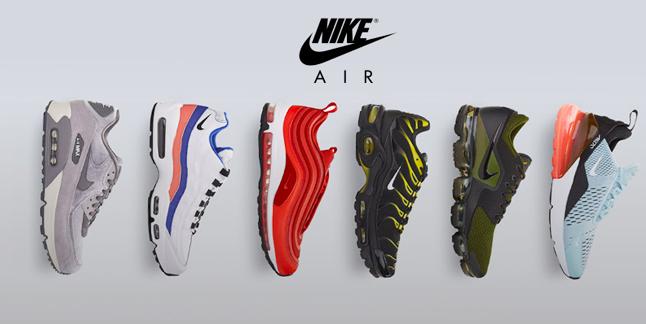 Nike The Nike Air Max Tech Evolution, Riyadh, Jeddah, KSA