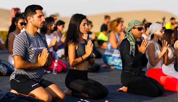 Meditation UAE