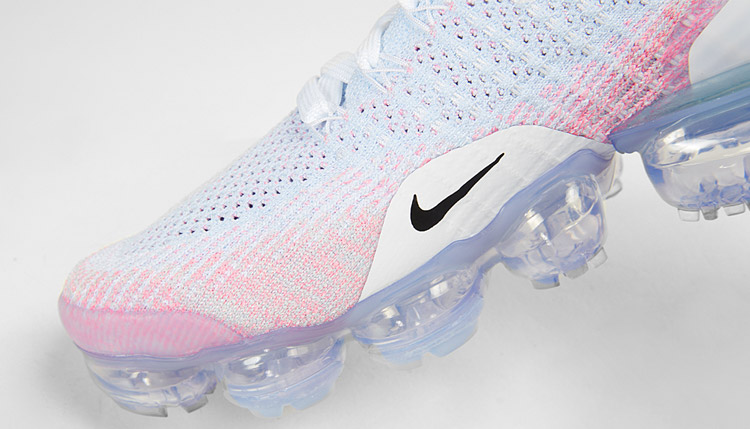b202c338222 VaporMax Flyknit 2 BLUE and PINK women UAE detail