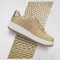 Nike Air Force 1: The Legend Goes Luxe