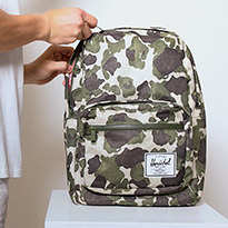 What's In Your Herschel Backpack?